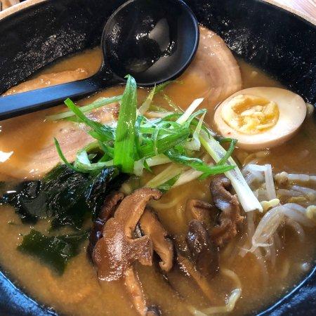 Miso + Chicken Soup Base + Pork Chashu