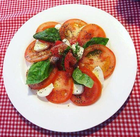 AEGEAN LANE: Caprese Salad