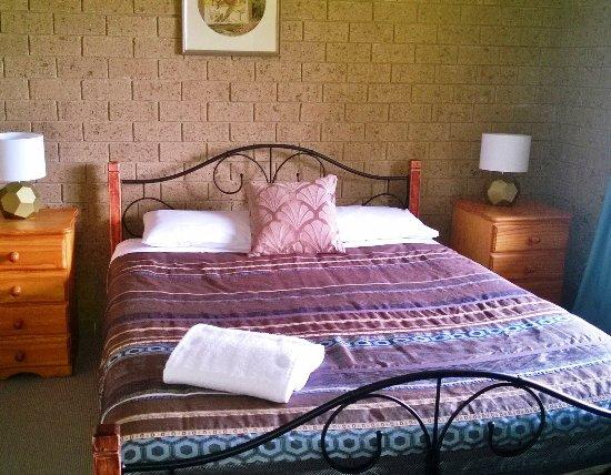 Pomonal, Australia: Cottage2: Bedroom1