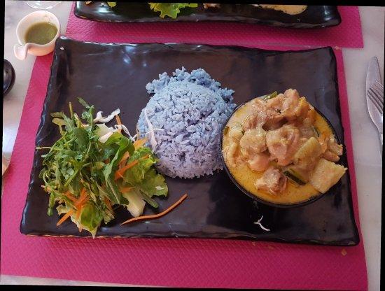 Saint-Gilles-les Hauts, เกาะเรอูนียง: Le Bistro Thai