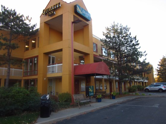 Quality Inn Colchester / Burlington Picture