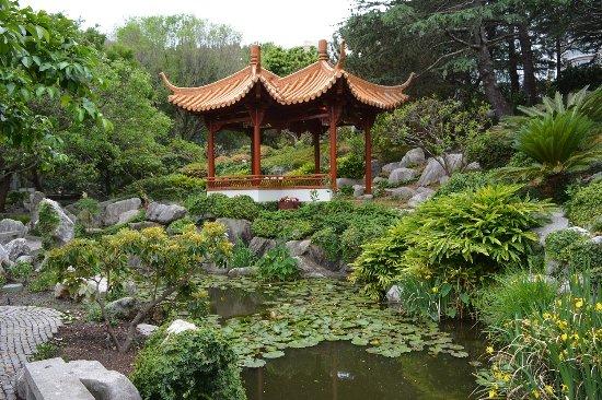 Pagoda - Picture of Chinese Garden of Friendship, Sydney - TripAdvisor
