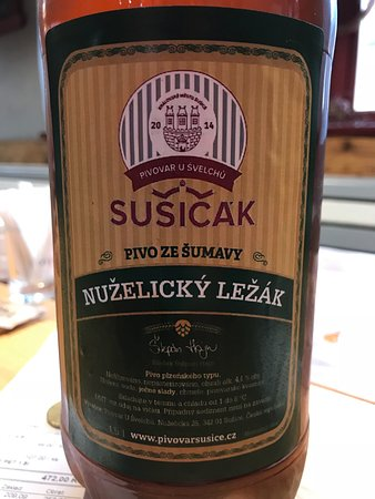 Susice, República Checa: Pivovar U Svelchu