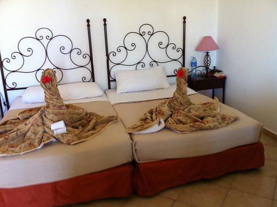 d coration de la femme de m nage bild von iberostar playa alameda hotel varadero tripadvisor. Black Bedroom Furniture Sets. Home Design Ideas