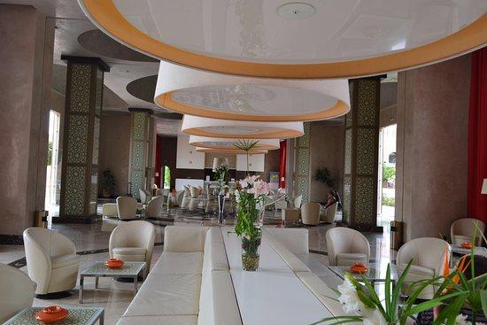 Kenzi Club Agdal Medina: La reception