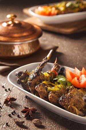 Indian Restaurant Trafalgar Square