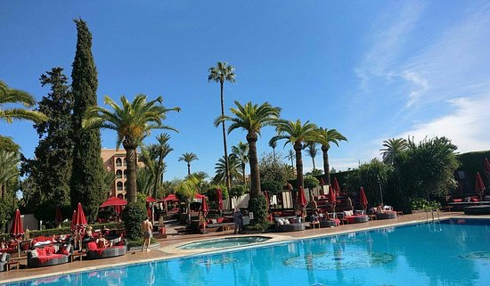 Hotel Sofitel Marrakech Lounge and Spa Foto