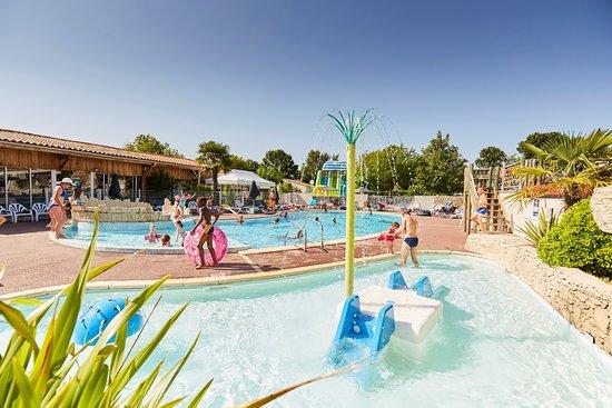Vendee, Frankrike: Espace aquatique à La Grand' Métairie