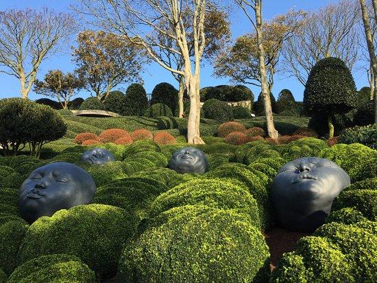 Jardins sublimes remarquables exceptionnels ne pas for Jardins exceptionnels