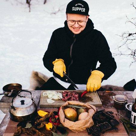 Are, İsveç: Supper Åre