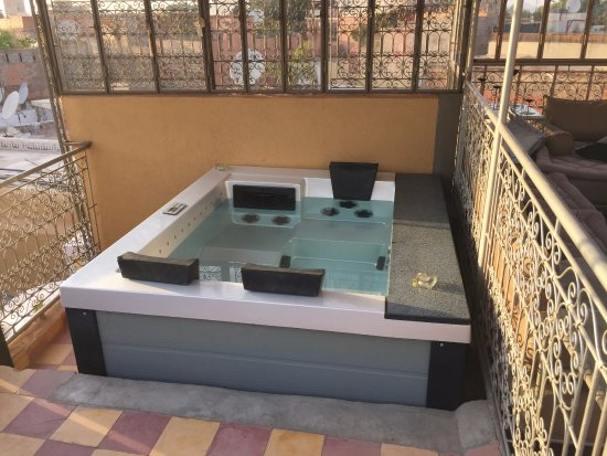 Hotel Room With Jacuzzi Marrakech
