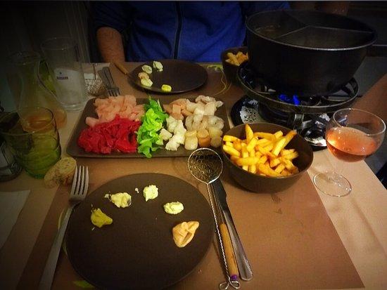 Restaurant la table d 39 euphrosyne dans salins les bains for La cuisine dans le bain avis
