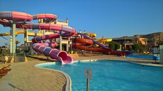 CLUB CALIMERA Habiba Beach: Der angeschlossene AquaPark
