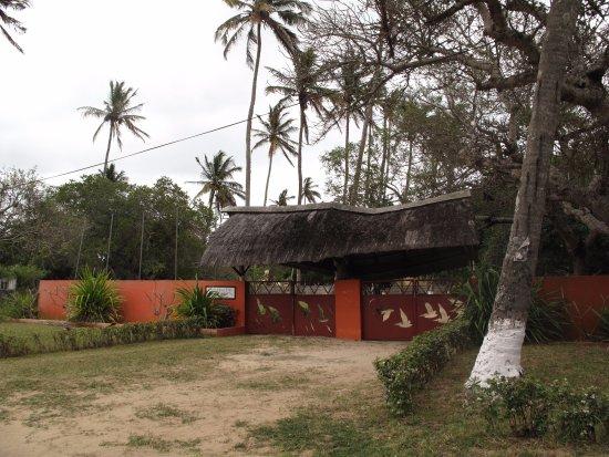 Inhaca Island, Mozambique : Hôtel fermé jusqu'à nouvel ordre !
