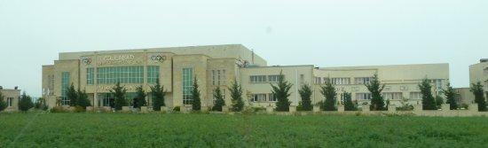 Astara, Aserbaidschan: Einer der vielen Olympia-Stützpunkte