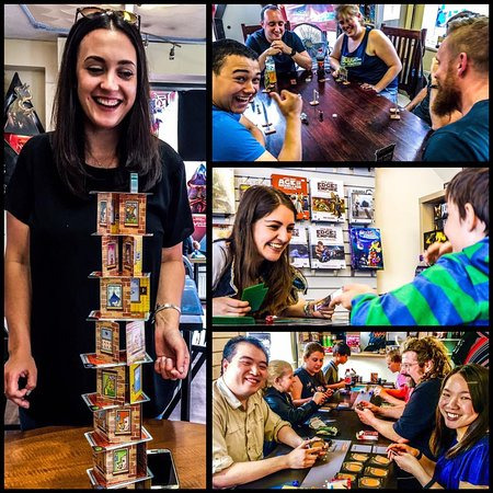 Tabletop Game Shop
