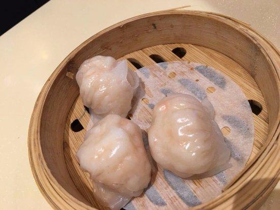 Rolling Meadows, IL: MingHin's shrimp dumpling