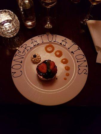 Koh Restaurant & Cocktail Lounge: cheesecake