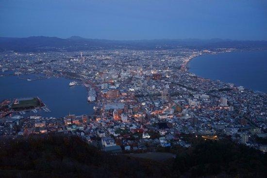 Mount Hakodate: 函館山