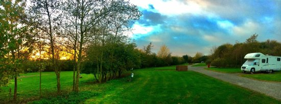 Landscape - Picture of Strawberry Hill Farm Camping & Caravan Park and Tea Room, Durham - Tripadvisor