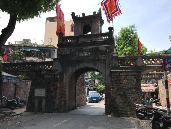 Old City Gate: ドンハー門