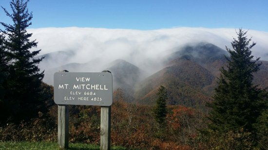 MT Mitchell View Restaurant: 20171029_140850_large.jpg