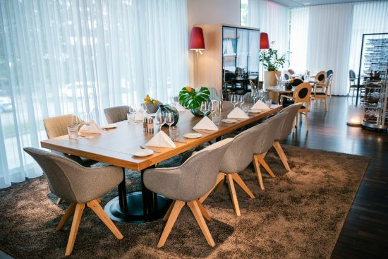 ARCOTEL Rubin: Restaurant FACETTE