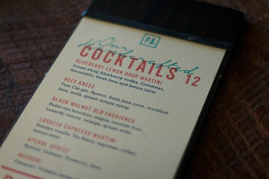 Kennebunks, ME: Cocktails! Call us to find out more about our Happy Hour!
