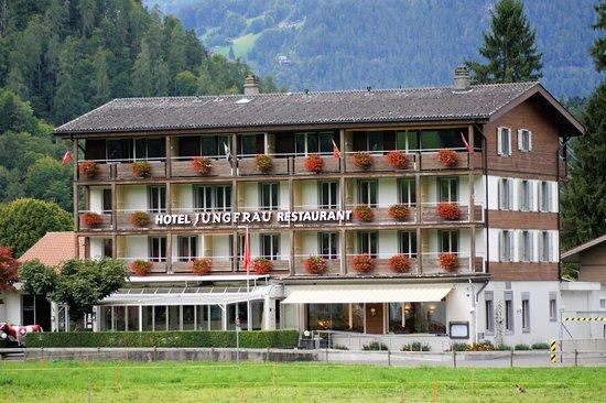 Jungfrau Hotel: Hotelansicht