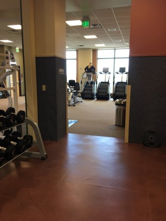 Melia Orlando Suite Hotel at Celebration: Fitness Center