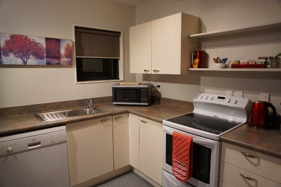 Darfield, New Zealand: ห้องครัว