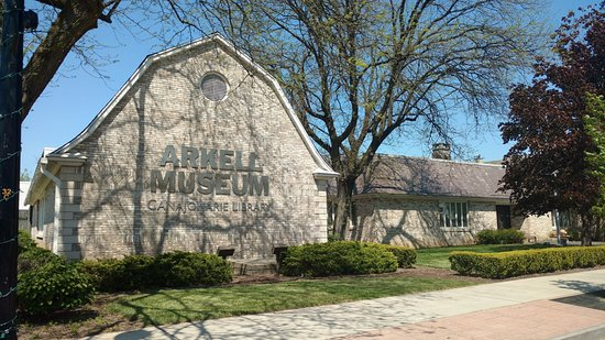 Arkell Museum and Canajoharie Library