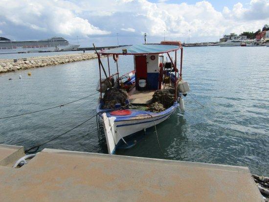 Katakali, Greece: porto di katakolon destinazione olimpia
