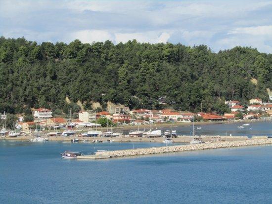 Katakali, Greece: porto katakolon destinazione olimpia