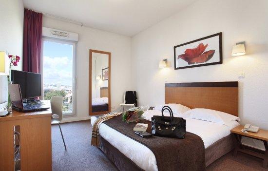 Appart 39 hotel odalys bioparc lyon fransa otel for Apparthotel 92