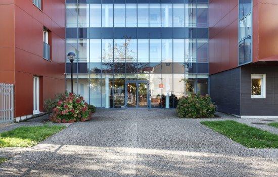 Appart 39 hotel odalys bioparc lyon arvostelut sek for Appart hotel odalys lyon