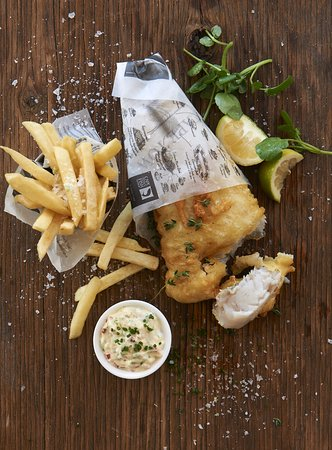Cape Town Fish Market: Fish and Chips
