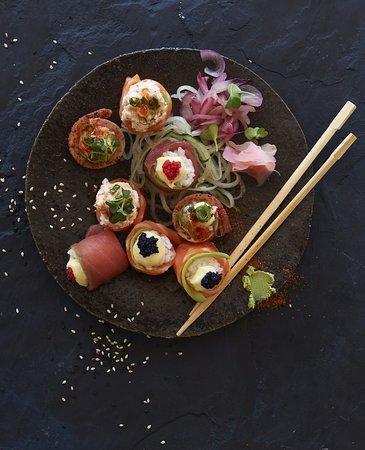Cape Town Fish Market: Roses Platter