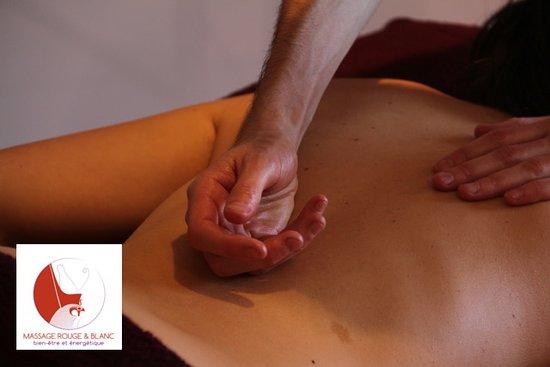 Massage Rouge & Blanc
