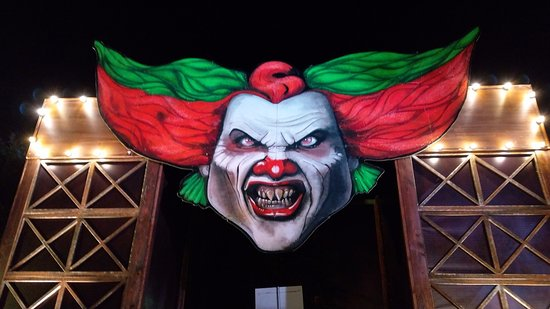Halloween Fright Nights Recensie.Fright Nights Foto Van Walibi Holland Biddinghuizen