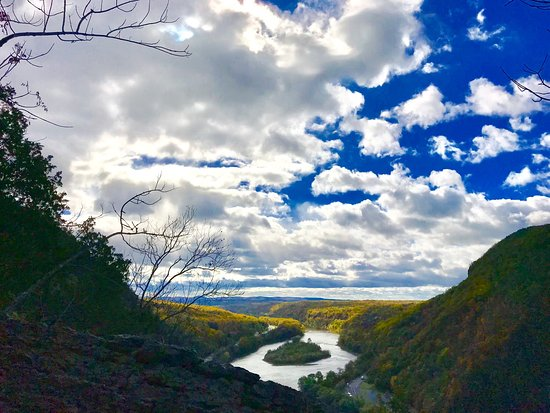 Columbia, NJ: Delaware Water Gap
