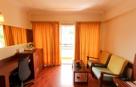 Interior - Picture of Ballal Residency, Bengaluru - Tripadvisor