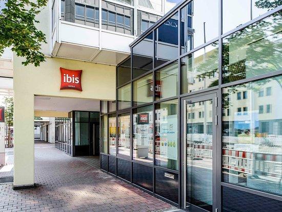 Ibis Augsburg Hauptbahnhof: ibis