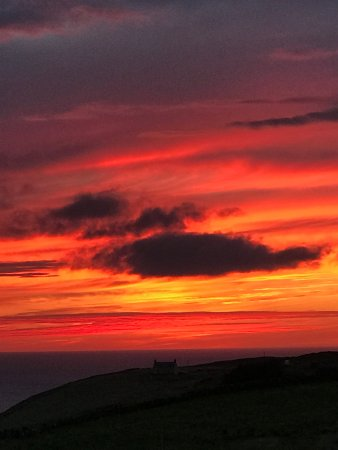 Bettyhill, UK: Tramonto
