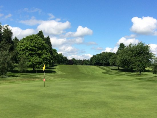 ‪‪Hexham‬, UK: Hexham Golf Club has greens that amongst the best in the region‬