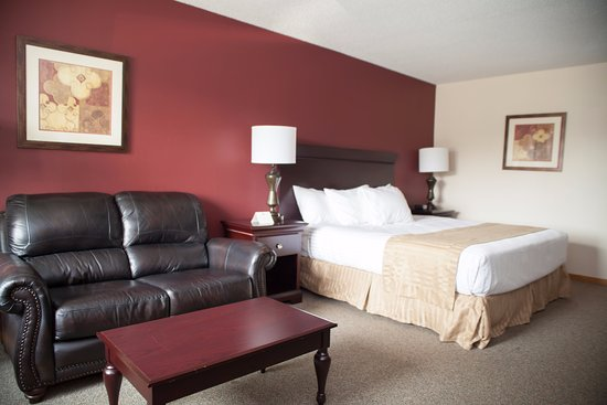 The Harrington Inn: Standard King Room