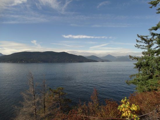 West Vancouver, Canadá: Whytecliff Park