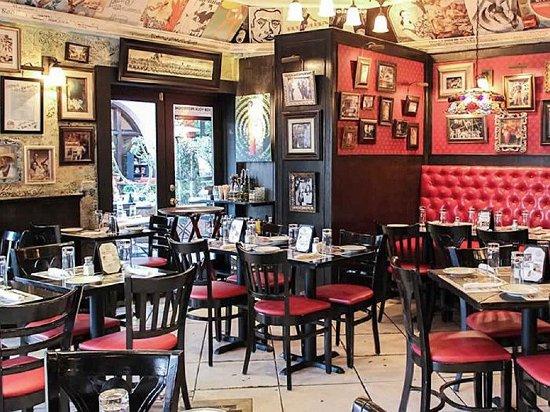 El Paseo Hotel: Havana Restaurant