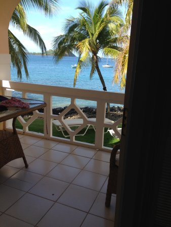 Cap Estate, St. Lucia: View from bedroom