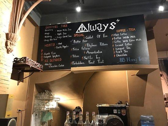 Always Cafe: photo3.jpg